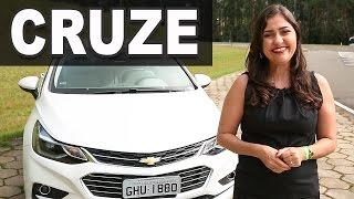 Novo Chevrolet Cruze 2017 LTZ Plus 1.4 Turbo em Detalhes thumbnail
