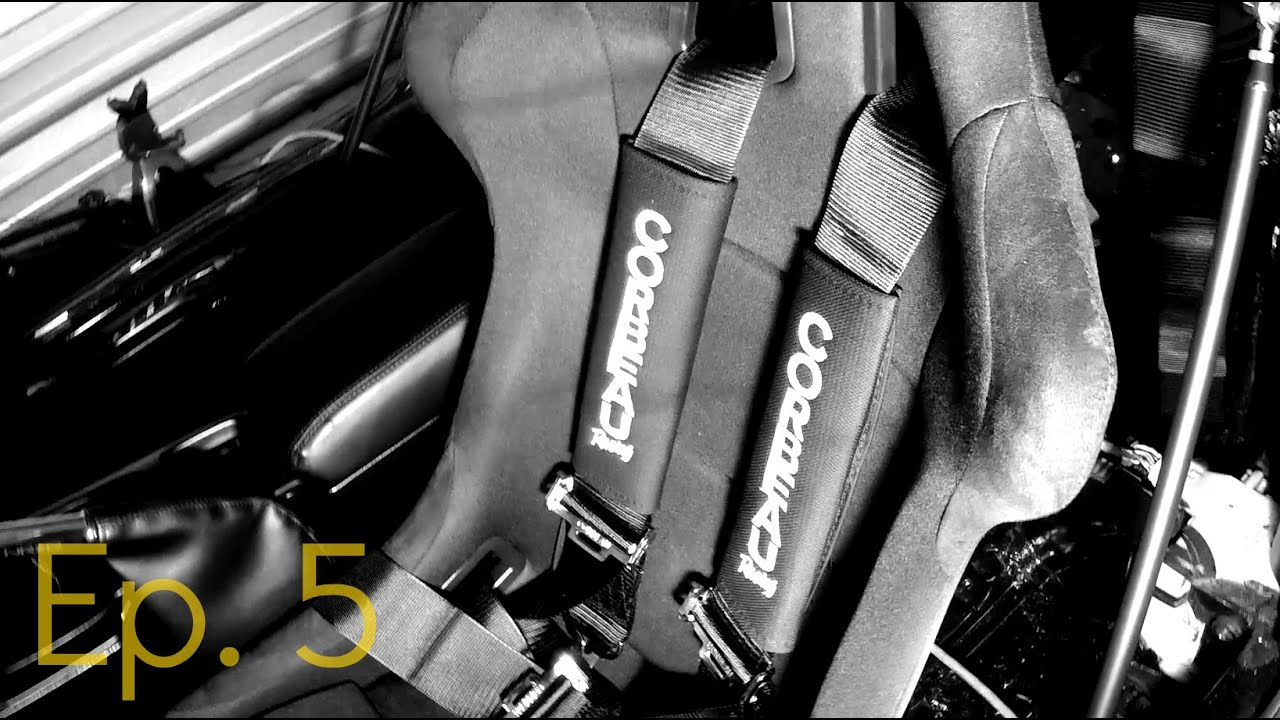 Corbeau 5 Point Harness And Nrg Bucket Seat 1jz Sc300 Ep