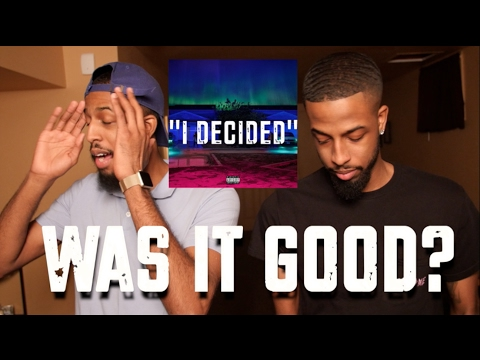 BIG SEAN I DECIDED ALBUM REVIEW AND REACTI #MALLORYBROS 4K