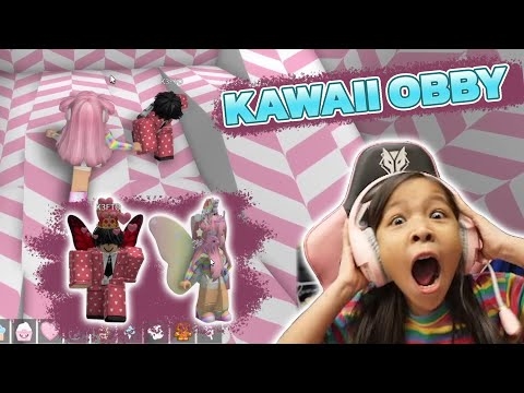Kawaii Obby [ roblox ]