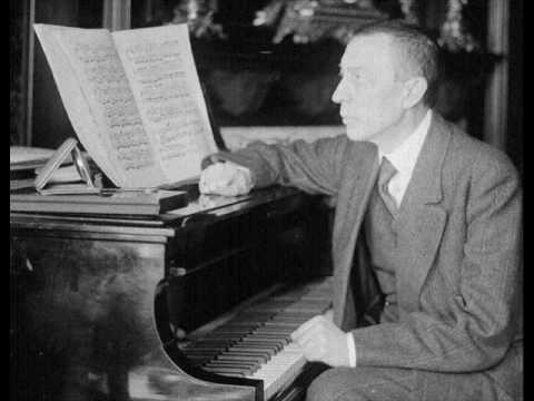 Rachmaninoff plays Beethoven 32 variations WoO 80