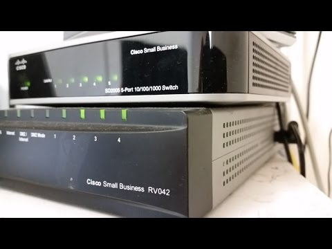 Small Office Networking - Configure Router (Series Part 2A)