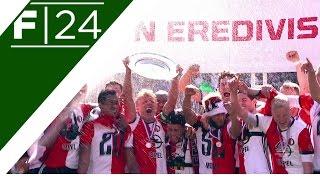 Highlights | Feyenoord 3-1 Heracles