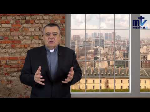 Commented News. Church and freedom. Fr. Santiago Martin