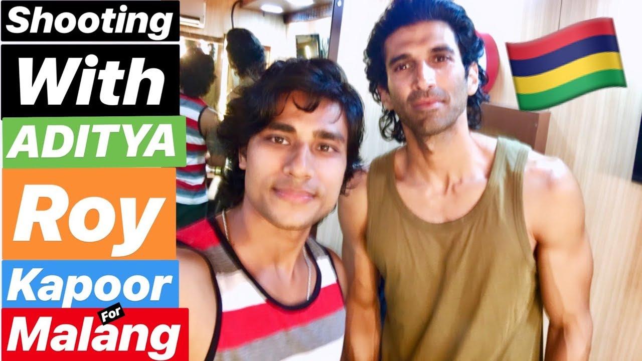 Behind The Scenes Of Malang Shooting With Aditya Roy Kapoor Ravi Rastogi Youtube