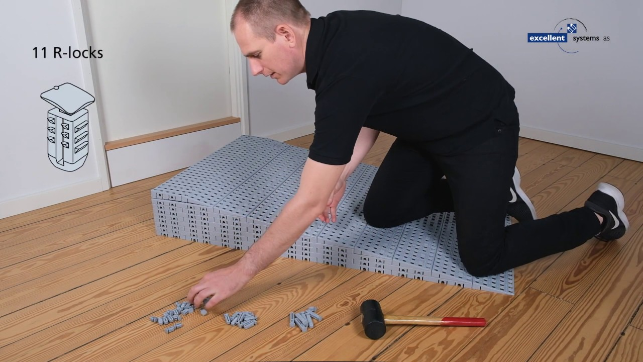 Ramp KIT 5 instruction by Excellent Systems