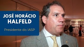 José Horácio Halfeld | Presidente do IASP