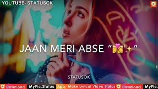 Female version|Lagi Hai Teri Aadat Mujhe Jabse|| Romantic song | Love song