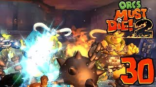 Let's Play Together Orcs Must Die 2 (Blind) 30 - Der Ork des Cthulhu thumbnail