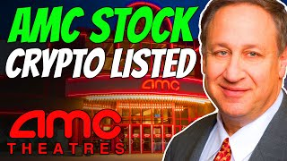 BREAKING: AMC CRYPTOCURRENCY LISTED ON COINBASE! - AMC TO $10,000! (AMC Stock Short Squeeze Update)