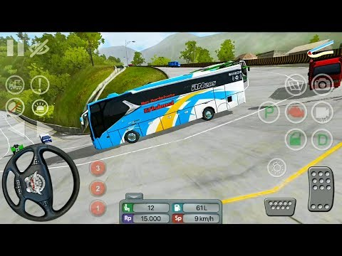 New Padang City: Update In Bus Simulator Indonesia - Android Gameplay
