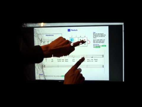 Musik-Sudoku Die Klangbox 2 von Ingeborg Poffet Tutorial