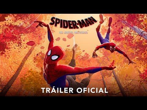 SPIDER-MAN: UN NUEVO UNIVERSO | Tráiler subtitulado (HD)
