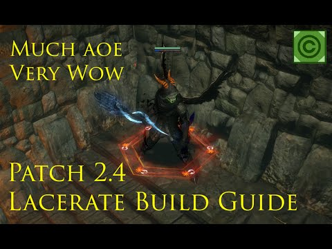 One Punch Duelist Poe Build