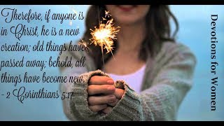 New You! Devotionals for Women