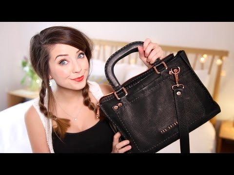 What's In My Handbag 2015 Edition | Zoella