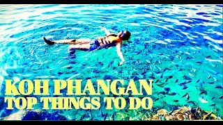 Koh Phangan Attractions - Top 7 things to do ! No full moon party