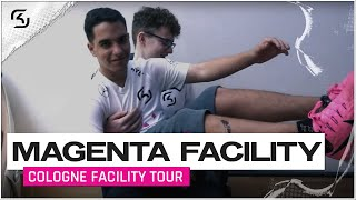 SK MAGENTA FACILITY TOUR COLOGNE | PRESENTED BY JAVI & SAM