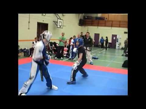 Dublin Sport ITF Fight Night and Munster Open 2011