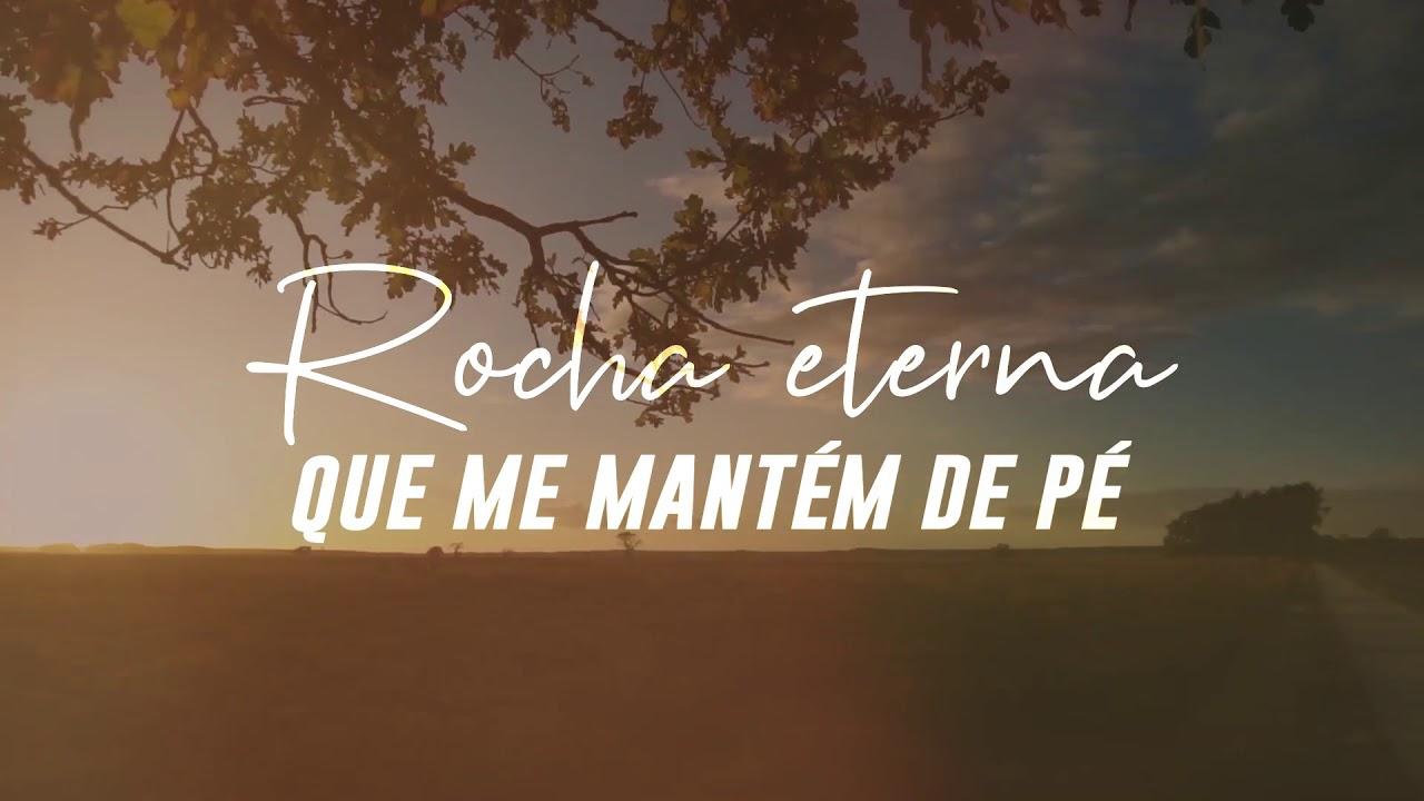 Download Meu Refugio - Cantora Simone Gomes ( Lyric Video Oficial )