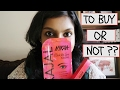 *NEW* Nykaa Kajal & Liquid Eyeliner Review