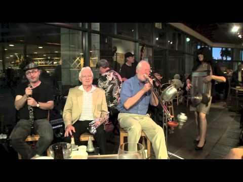 "Clint Baker's Cafe Borrone All Stars  ""Beale Street Blues"""