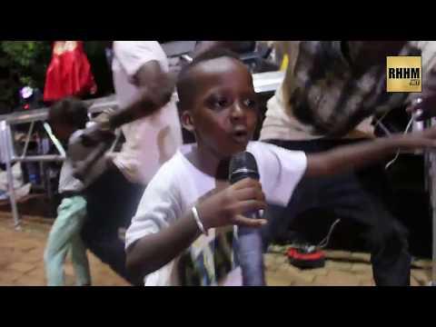 Le fils de Sidiki Diabaté, Ahmed et Balla Diabaté au Festival Hello Vacances 2017