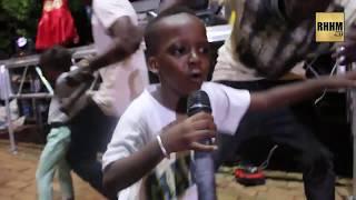 vuclip Le fils de Sidiki Diabaté, Ahmed et Balla Diabaté au Festival Hello Vacances 2017
