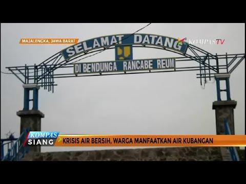 Krisis Air Bersih, Warga Majalengka Manfaatkan Air Kubangan Mp3
