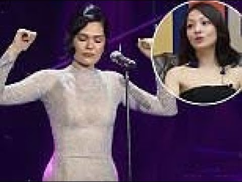 Jessie J WINS China's 'X Factor equivalent' CONTESTANT Asia's top musicians