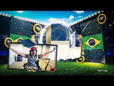 3 GUARANTEED ICON PACKS BRAZILIAN ICON FIFA 18