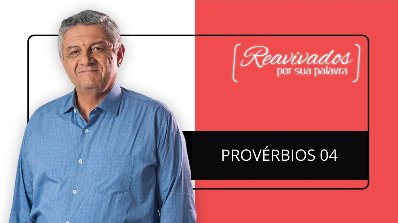REAVIVADOS PROVÉRBIOS 04