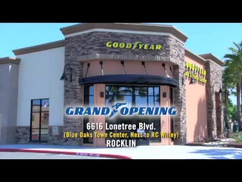 GoodYear Rocklin- New Store (Commercial #2)