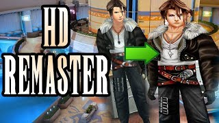 FF8 HD Remaster: Make Final Fantasy VIII Look Better Than You