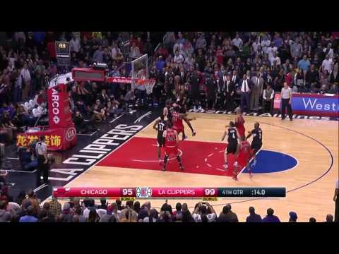 Fred Hoiberg Gets Ejected in Bulls vs. Clippers Game
