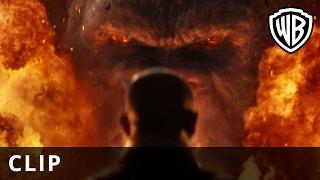 "Kong: Skull Island – ""Is That A Monkey?"" Clip – Warner Bros. UK"
