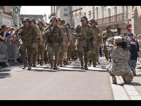 CARENTAN Liberty march 07 06 2014