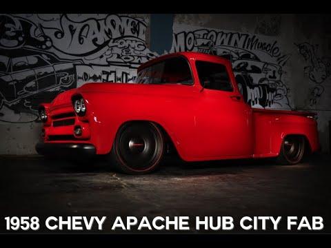 1958 Chevy Apache - Hub City Fab