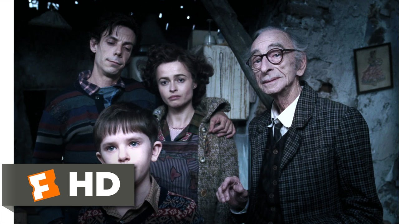 charlie and the chocolate factory 5 5 movie clip charlie s charlie and the chocolate factory 5 5 movie clip charlie s choice 2005 hd