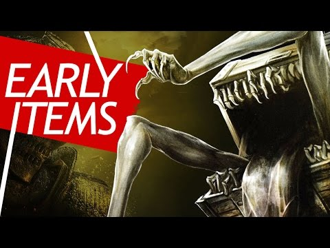 Dark Souls 3: 10 Early Items You Don't Want To Miss