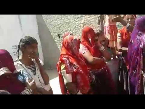 Rajasthani Holi fagan song by women open fagan