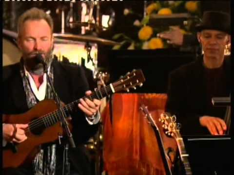 STING - Soul Cake  (live at Durham Cathedral)