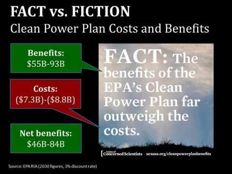 Setting the Record Straight on the EPA's Clean Power Plan: A UCS Webinar