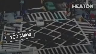 Heaton - 100 Miles (2017 Remaster) [Official Video]