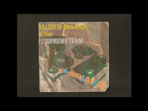 Buffalo Gals  Malcolm Mclaren And The Worlds Famous Supreme Team