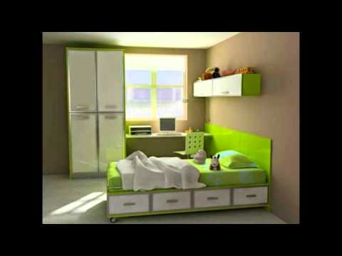 green bedroom design ideas - Green Bedroom Design