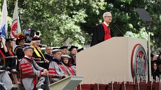 Tim Cook's MIT Commencement Address 2017 thumbnail