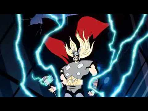 Avengers: Age of Ultron Trailer 2 (Earth's Mightiest Heroes Animated Mashup)
