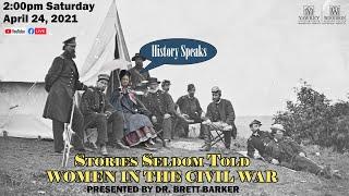 video thumbnail: Stories Seldom Told: Women in the Civil War