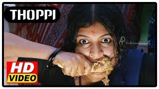 Thoppi Tamil Movie | Scenes | Spirit haunts Rakshaya Raj | Murali Ram